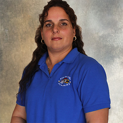 Mariselys happy teacher at a Preschool & Daycare/Childcare Center serving Miami, FL.
