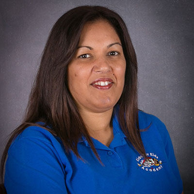 Wanda happy teacher at a Preschool & Daycare/Childcare Center serving Miami, FL.