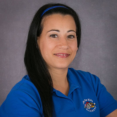 Yanet happy teacher at a Preschool & Daycare/Childcare Center serving Miami, FL.